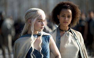《冰与火之歌》《硅谷群瞎传》  HBO频道播出