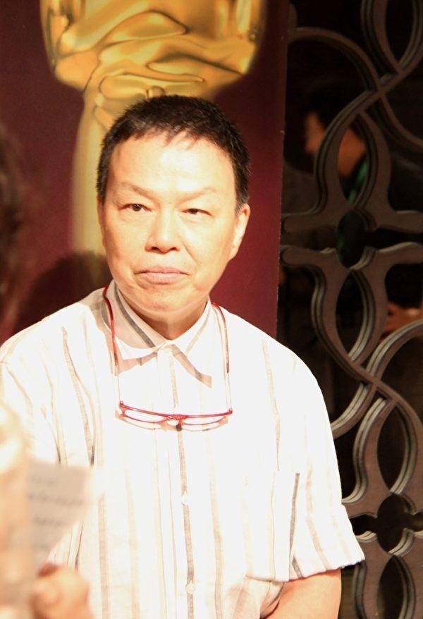 王小棣导演。(图/台北市电影委员会提供)
