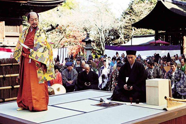 《一代茶聖千利休》獲第37屆日本電影金像獎最佳美術獎。(天馬行空提供)