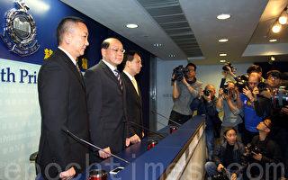 明報前總編劉進圖質疑港警方對案件的定性
