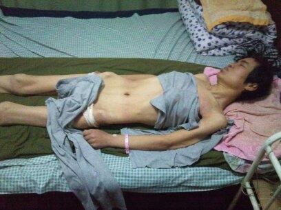 为了逼迫刘志放弃对法轮大法的信仰,辽宁省女子监狱对刘志进行了系统的药物迫害。(知情者提供)