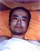 遭中共酷刑迫害癱瘓的、剛剛去世不久的大連法輪功學員曲輝。(《明慧網》)