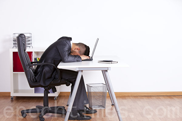 """为了快速致富,大陆创业者身心俱疲的长时间工作,已经成为一种生活""""常态""""。 (Fotolia)"""
