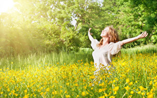研究:沐浴晨光可瘦身 太阳给你意想不到的好处