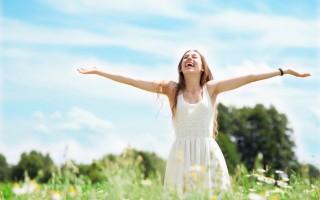 只有做真正的自己,人才會快樂。(Fotolia)