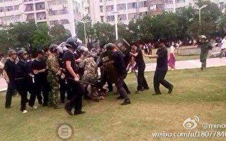 茂名血案出動特警 江澤民集團在背後撐腰