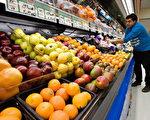 食品價格戰硝煙瀰漫,專家認為,加拿大食品零售業未來的日子更艱難,利潤將繼續下滑。(加通社)