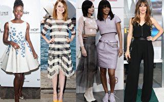 2014春季女星时尚。(大纪元合成图)