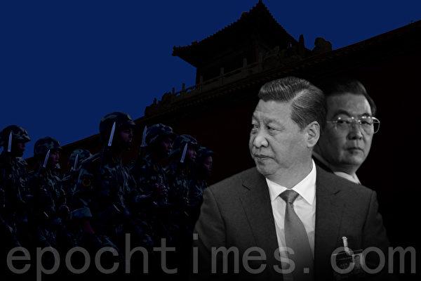"""十八大协议被官媒证实流产 胡锦涛江泽民""""比刺刀"""""""