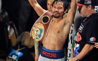 菲律宾拳王帕奎奥重返世界拳坛之巅