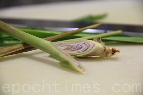 香茅lemon grass(攝影:ALEX/大紀元)