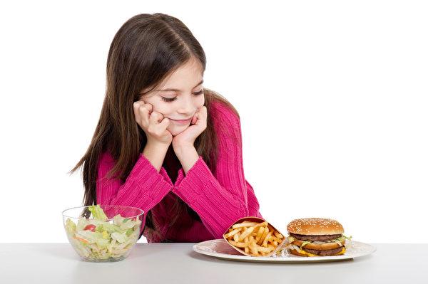 吃汉堡包容易造成肥胖。(图/Fotolia)