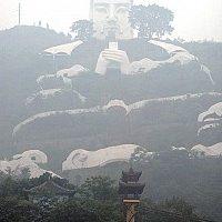此次中华之文明,虽然以史前文明为基础,但加进了更博大的内涵,加进了更多神的部分。(AFP)