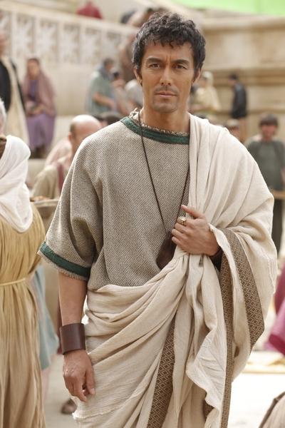 阿部宽《罗马浴场II》的剧照。(传影互动提供)