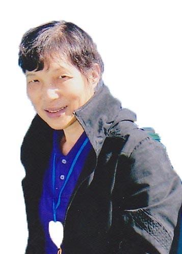 梁美華女士(圖片來源:明慧網)