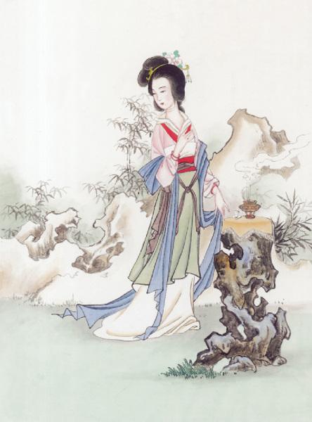 陰麗華皇后,內持恭儉,端莊賢淑,有母儀之美,為一代賢后。(網路圖片)