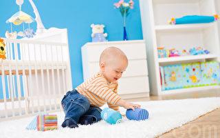 研究:多彩环境有助开发宝宝智商