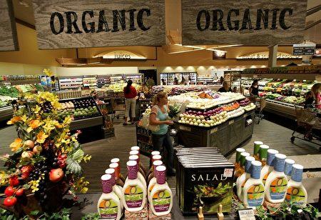 研究发现,吃一个星期的有机饮食可能使一个成年人吃到的农药水平下降将近90%,这项研究说明了有机食品是较健康的选择。 (Photo by Justin Sullivan/Getty Images)(Staff: Justin Sullivan / 2007 Getty Images)