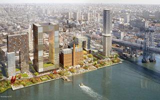 多米諾工程——紐約地產開發新標準