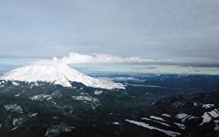 岩漿高度上升 華州火山短期不會噴發
