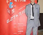 《暑假作业》男主角杨亮俞同时问鼎台北电影奖的最佳男主角与最佳新演员。(海鹏提供)