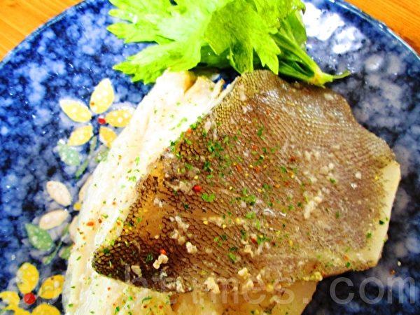 白肉鱼--黑雕(摄影:家和/大纪元)