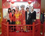东吴华语文化体验课程-参访糕饼博物馆。(图:东吴大学华语教学中心提供)