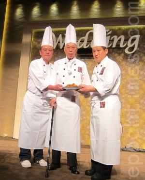 左宗棠雞發明者96歲湘菜廚神彭長貴現身