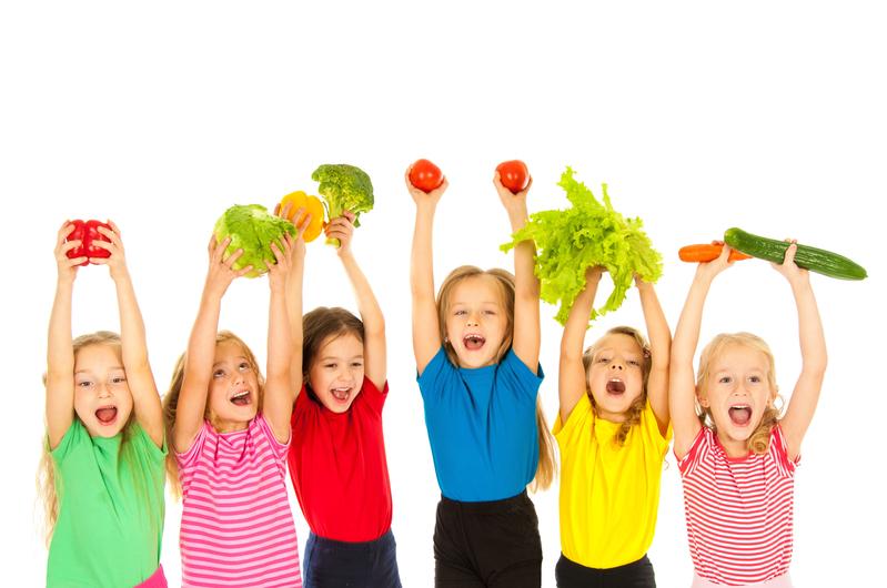讓兒童健康飲食 誘導有方   蔬菜   食物   大紀元