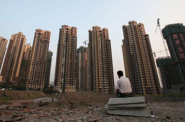 環北京樓市投資熱點成雞肋,中介撤離。