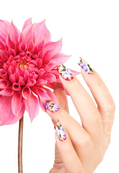 無論是指甲彩繪或璀璨光療凝膠指甲美容,讓指甲看起來比花嬌,但都要讓它恢復原狀,呼吸一下。(Fotolia)