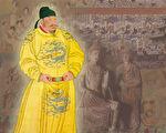 """唐代盛世伟业的开创者,成就了历史上最辉煌的""""贞观之治""""。(制图:黄又华/大纪元)"""