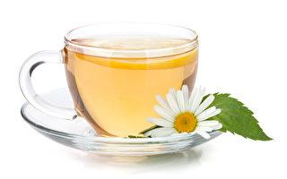 減輕精神焦慮 洋甘菊茶綠茶有益心情放鬆