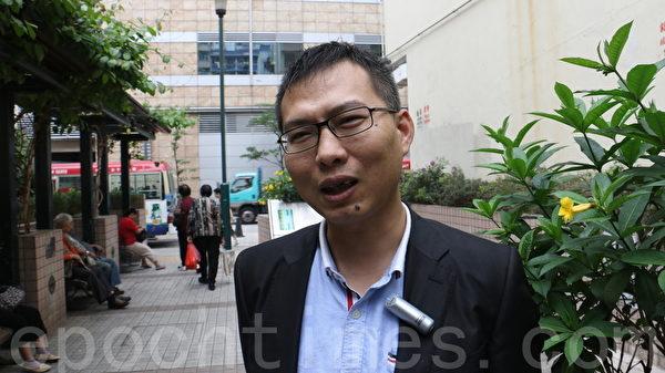 曾实名举报宋林案的记者李建军向大纪元透露,香港最大国企华润集团经理级别的高层将要出事,被抓者可能多达数十人。图为李建军(李真/大纪元)