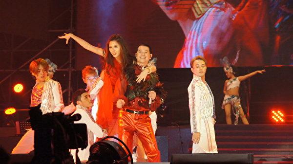 蔡小虎5月31日高雄演唱会。(创义行销提供)