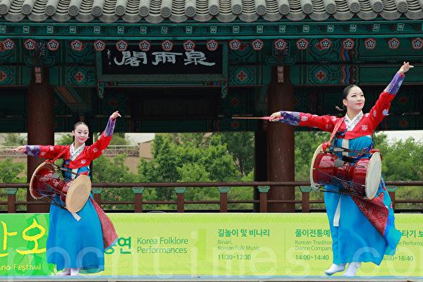 韓國端午節習俗體驗