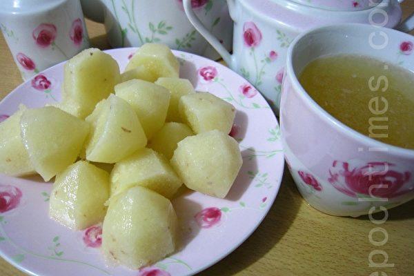 【厨艺麻雀变凤凰】快速柠檬汁
