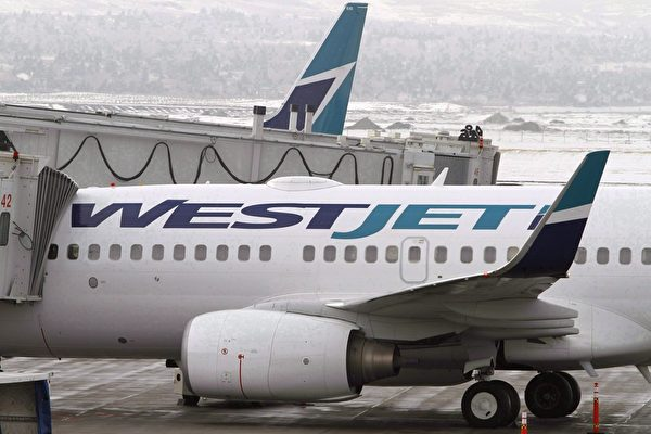 西捷及加航乘客  飛行時可用電子設備