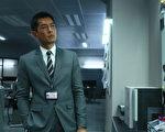 古天乐片中饰演廉政公署调查主任。(华映提供)