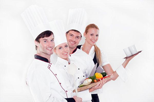 中医可以帮助在餐馆工作的厨师们,忙碌中也能顾得上健康。(Fotolia)