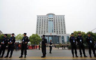2014年5月23日,四川富豪劉漢一審被判處死刑,不過此案並沒有了結,很多懸念還在那掛著。(AFP)