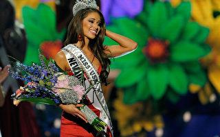 组图:美国小姐决赛 跆拳道高手封后