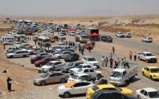 伊拉克武裝份子攻陷多城 50萬居民逃離