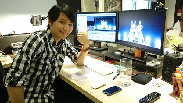 孙协志担任SUN LADY整张EP的创意总监。(不动心娱乐提供)
