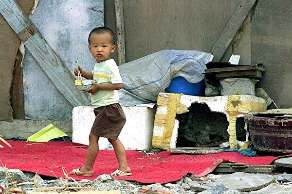 國際報告:中國農村兒童嚴重營養不良