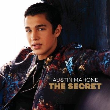 奥斯汀•马洪新EP《The Secret》(奥秘)。(环球唱片提供)