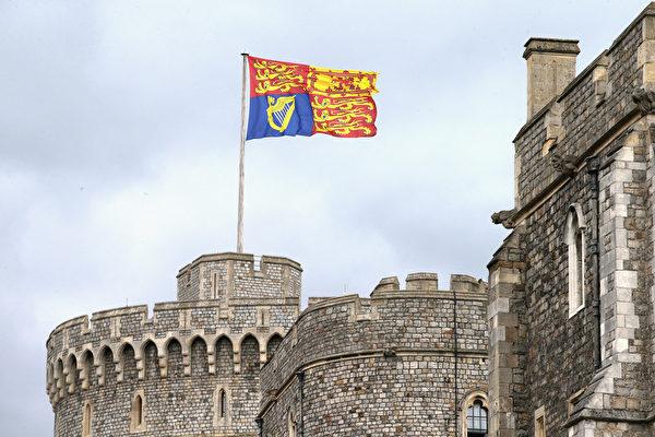 2014年6月16日,英國倫敦近郊溫莎堡一景。(Chris Jackson - WPA Pool/Getty Images)