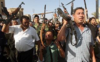 伊拉克叛軍奪城失敗 兒童參戰令人擔憂