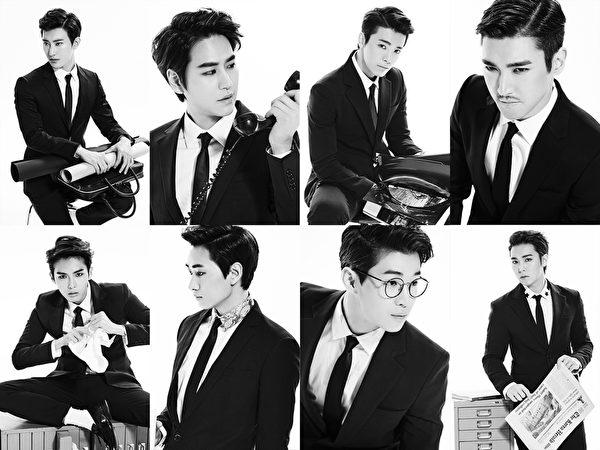 韓國團體SJ-M。(avex提供)