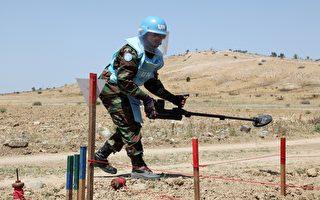 美國宣佈:將全部銷毀地雷庫存